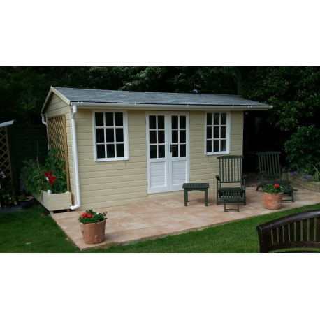 MMGS Luxury Garden Studio - Office- Summer House from 2.4m - 4.2m