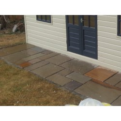 Patio - Paving - Decking